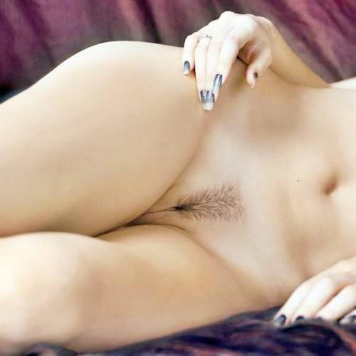 Красота женского бедра